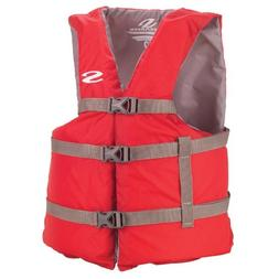 Stearns Adult Classic Vest  - Red