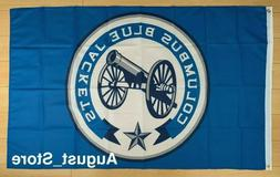 Columbus Blue Jackets 3x5 ft Flag Banner NHL