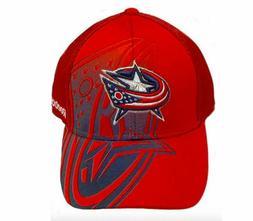 Reebok Columbus Blue Jackets Cap Flex Fit Hat NHL Headwear M