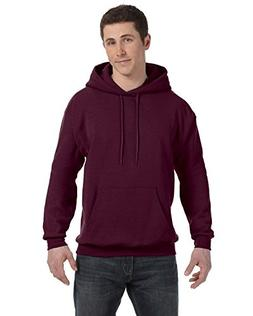 Hanes ComfortBlend EcoSmart Pullover Hoodie Sweatshirt Orang