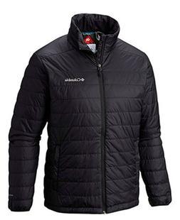 Columbia Mens Crested Butte II Omni-Heat Jacket, BLACK