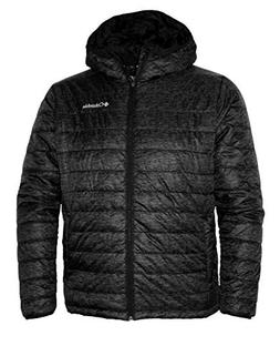 Columbia Men's Crested Butte Omni Heat Hooded Jacket