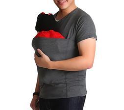 Dad Shirt Baby Wrap T-Shirt Skin to Skin Kangaroo Care Bondi