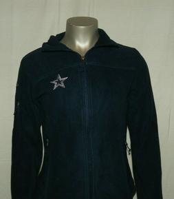 Dallas Cowboys Women's Columbia Full Zip Fleece Sweaters Jac