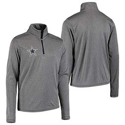 Licensed Sports Apparel Dallas Football Youth Heathered Char