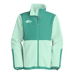 The North Face Kids Girl's Denali Jacket  Recycled Beach Gla