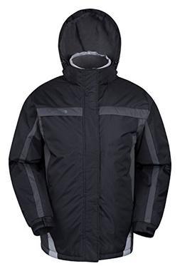 Mountain Warehouse Dusk Mens Ski Jacket - Water Resistant Wi