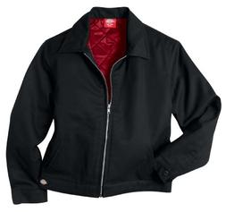 Dickies Women's Eisenhower Jacket,Black,X-Large