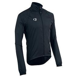 Pearl Izumi Men's Elite Barrier Jacket, Medium, Black