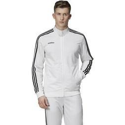 adidas Essential 3-Stripes Tricot Track Jacket-Men's Trainin