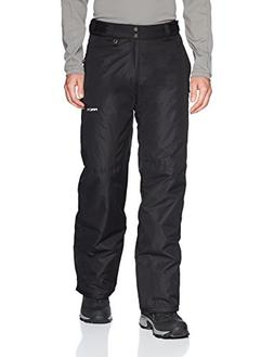 Arctix Men's Essential Snow Pants, Black, XX-Large/Regular