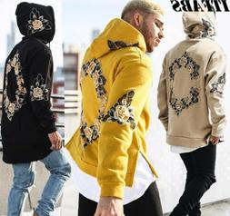 Fashion Men's Casual Hoodies Sweatshirts Hoody Hooded Jumper