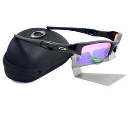 53235f61d1 Editorial Pick Oakley Men s Flak Jacket XLJ 24-428 Rectangular Sunglasses