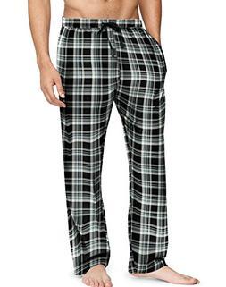 Hanes Men`s Flannel Pants with Comfort Flex Waistband, 4XL,