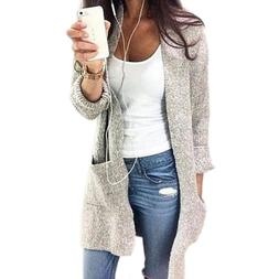 <font><b>Nantersan</b></font> Women's Sweater Cardigan <font