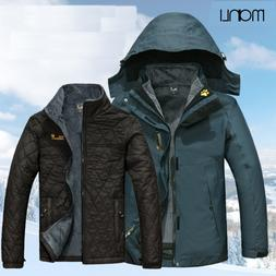 <font><b>Men's</b></font> Winter Inner Fleece Waterproof <fo