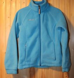 Columbia fuii zip fleece jacket for girls size S