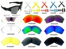 Galaxy Replacement Lenses For Oakley Flak Jacket XLJ Sunglas