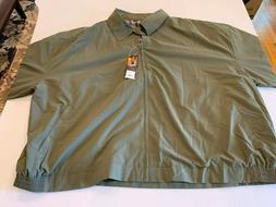 Genuine Big & Tall Copper Cove Men's Jacket, 7XB, Green  Oli