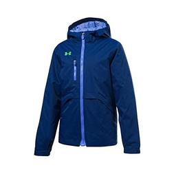 Under Armour Girl's ColdGear Reactor Yonders Jacket, Caspian