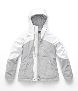 The North Face Girl's Mt View Triclimate Jacket - TNF White