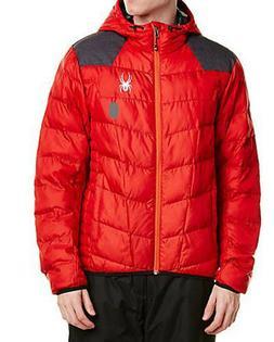Spyder Glissade Insulator Jacket - Men's, Ski Snowboarding J