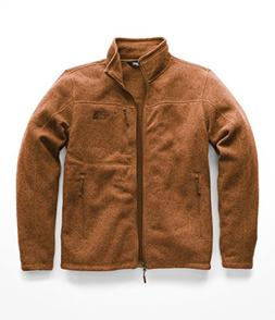 The North Face Men's Gordon Lyons Full Zip - Gingerbread Bro