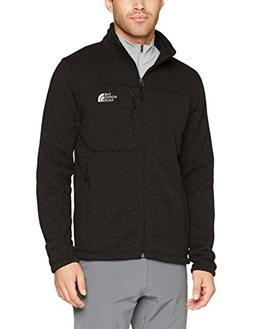 The North Face Men's Gordon Lyons Full Zip - TNF Black Heath