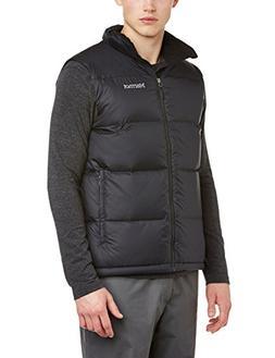 Marmot Men's Guides Down Vest, Black, LG