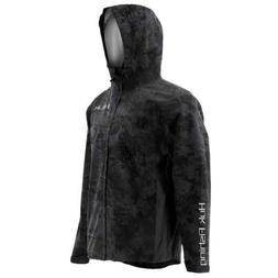 HUK H4000018 Subphantis Packable Rain Jacket  Night Vision S