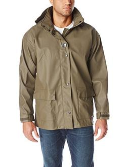 Helly Hansen Men's Impertech II Deluxe Jacket Green/Brown, X