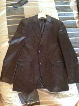 Jacket Black Extra Large 50 % Cotton Brand Neo