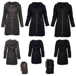 Michael Kors Jacket Coat Mk Puffer Packable Down Quilted Wom