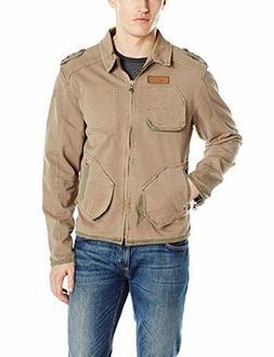 BUFFALO DAVID BITTON Jadril Twill Fashion Jacket BM19293  NW