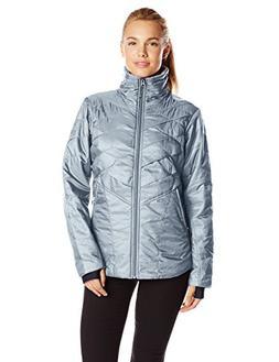 Columbia Women's Kaleidaslope II Jacket, Tradewinds Grey, La