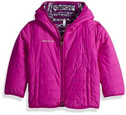 Columbia Kids & Baby Toddler Double Trouble Jacket, Bright P
