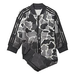 adidas Originals Kids' Toddler Superstar Camo Tracksuit, Mul
