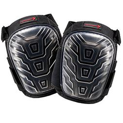 Professional Kneepads with Multi Layered Gel Cushion - Heavy
