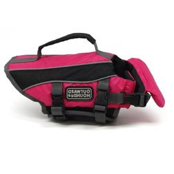 Outward Hound Kyjen 2527 Dog Life Jacket Quick Release Easy-