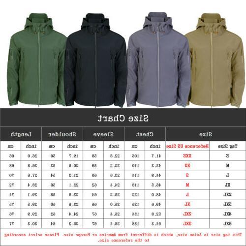 3 in1 Soft Shell Men's Coat