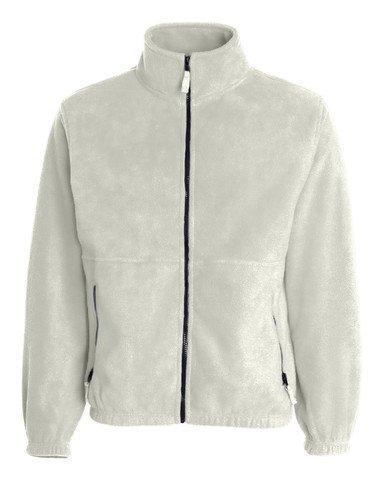 3061 poly fleece zip jacket