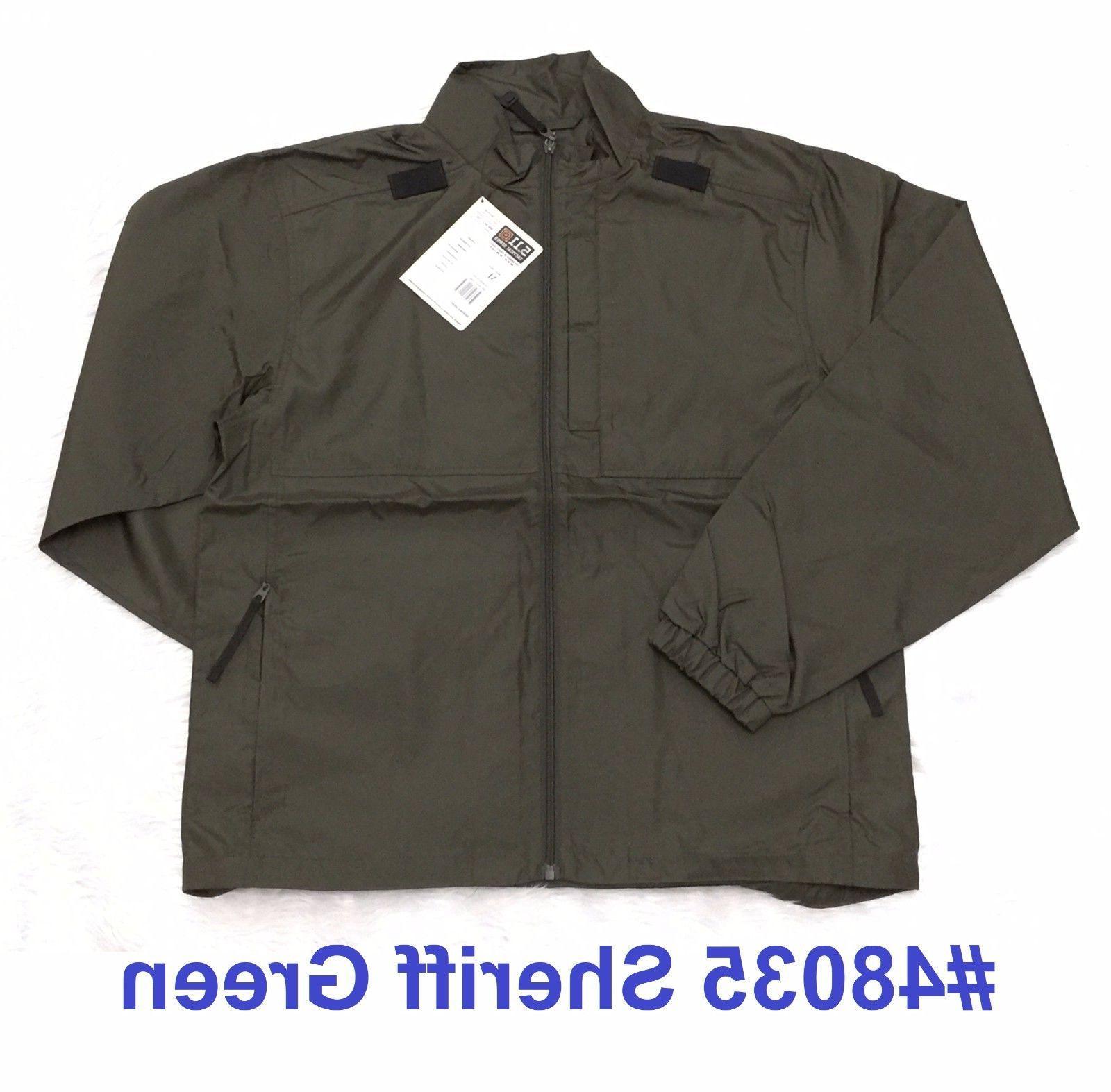 5.11 Tactical Jacket Rain Security