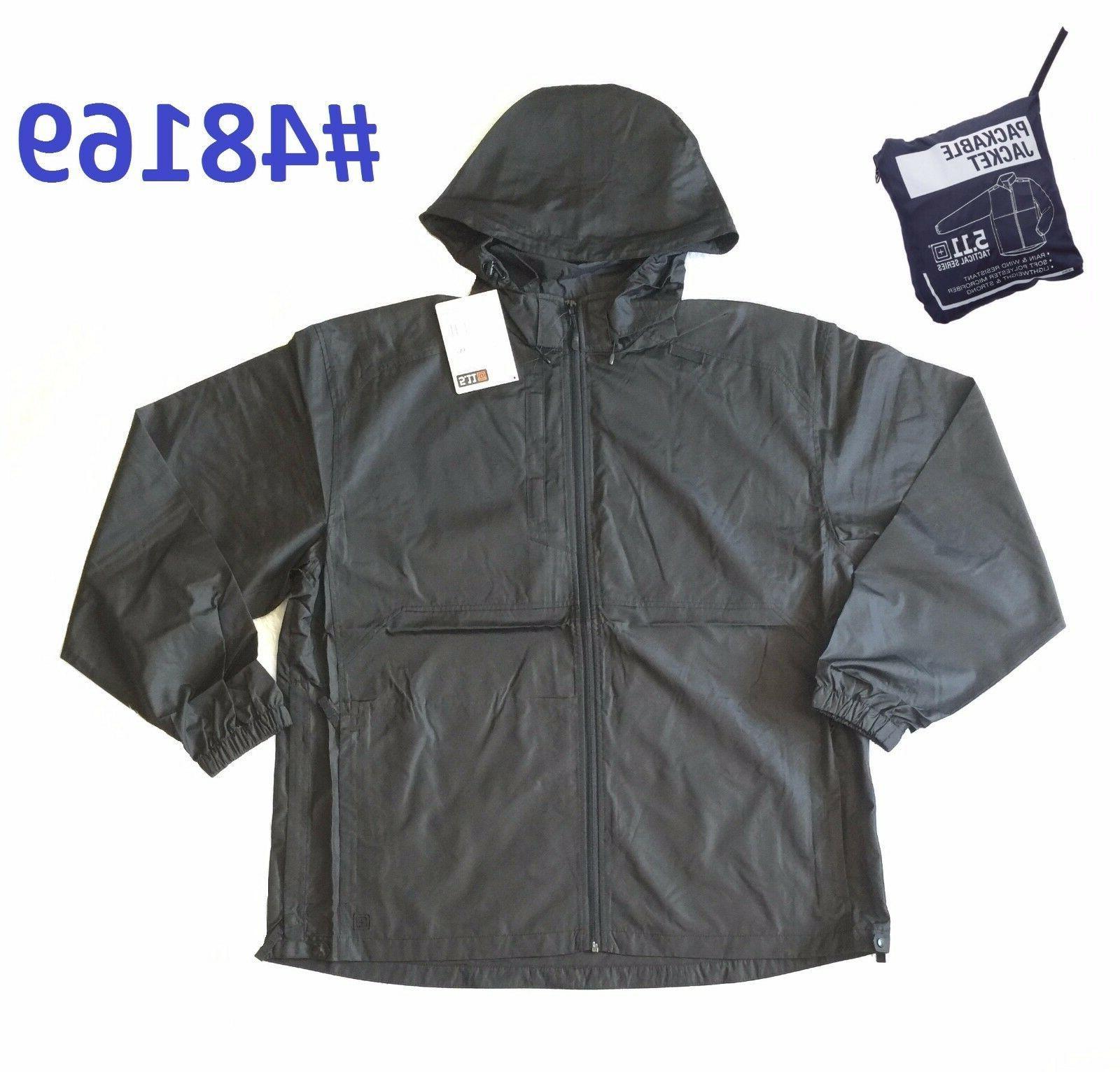 5.11 Operator Jacket Rain Mens M L 48169 48035