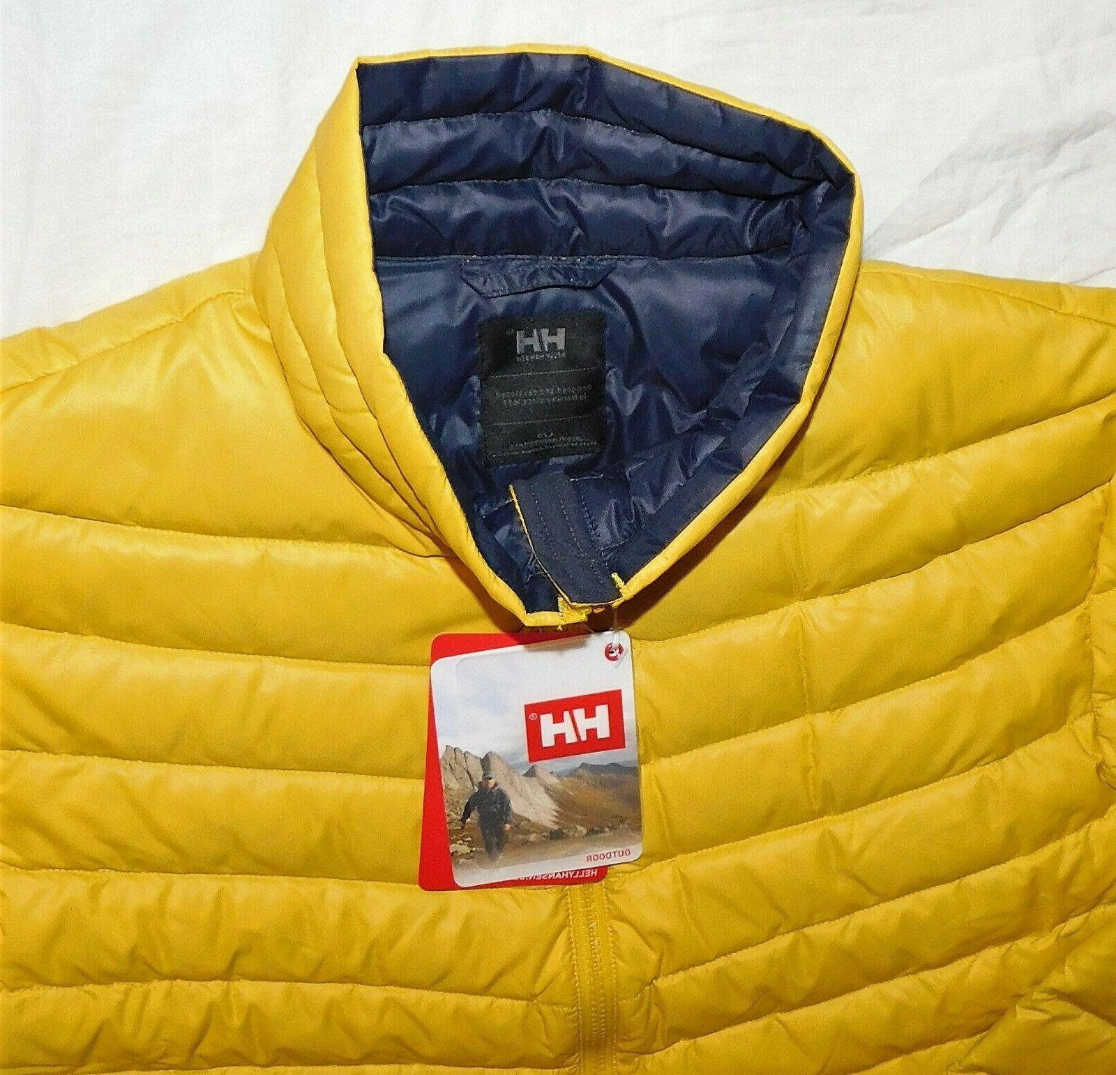 HELLY HANSEN Pertex Jacket Mens NWT