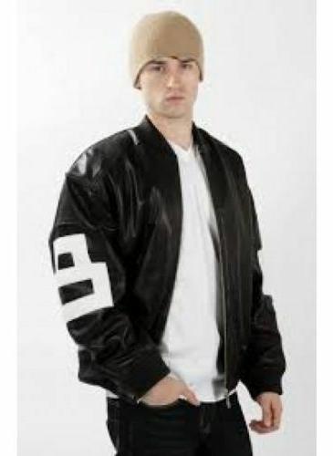 Bomber Black Jacket