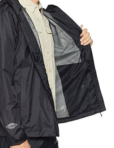 Columbia Men's II Rain Jacket,