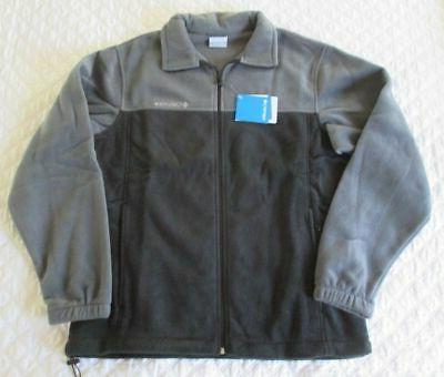 Columbia Sportswear Flattop Ridge Full Zip Fleece Jacket –