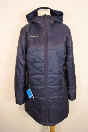 women s mighty lite hooded jacket nocturnal