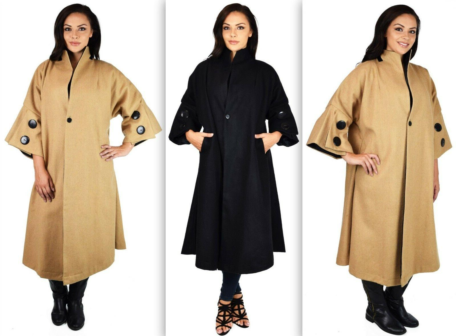 Designer Women Swing Jacket/Coat New style Plus Size Heavy W