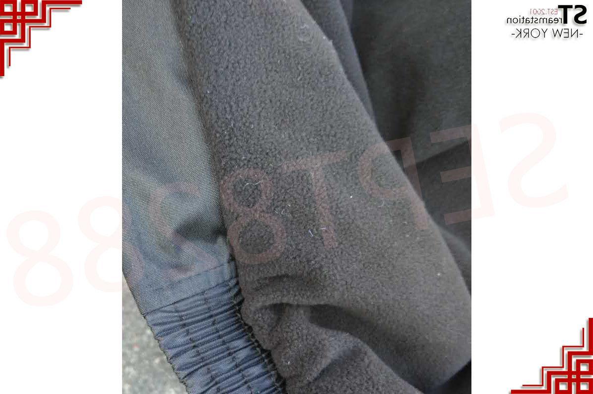Hi-Vis Insulated Safety Reflective Work Fleece Lining